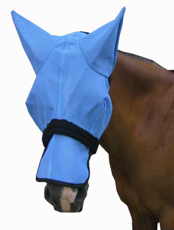 FlyMask-Light-Blue