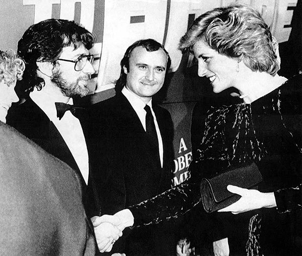 Steven-Spielberg-Phil-Collins-and-Princess-Diana-at-the-UK-premiere-of-Back-to-the-Future-1985