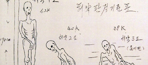 north-korean-defector-draws-gruesome-pictures-of-life-in-the-gulag