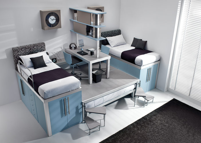 teenage-loft-bedroom